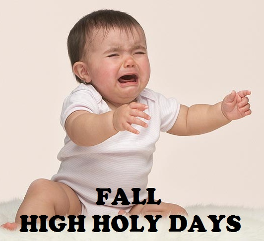 Fall High Holy Days