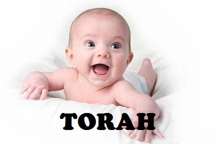 Happy Torah Baby